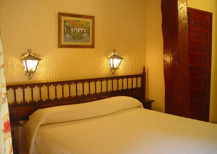 Hostal Castilla Camas doble